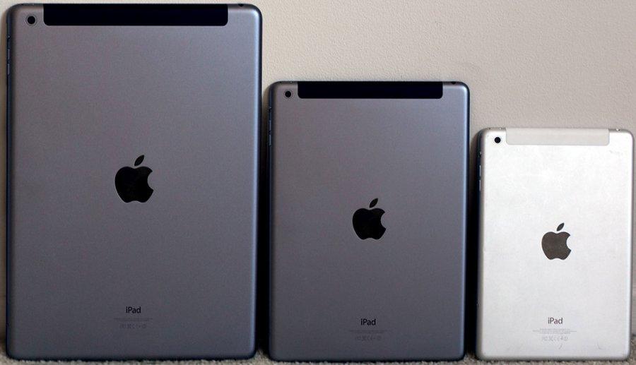 Новый Apple iPad 13-дюймов