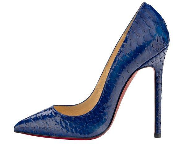 Туфли 2014, фото из коллекции Christian Louboutin