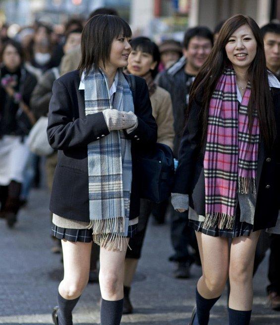 Фото японских девушек
