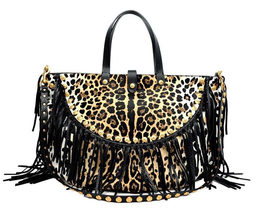 Сумка – леопардовый принт