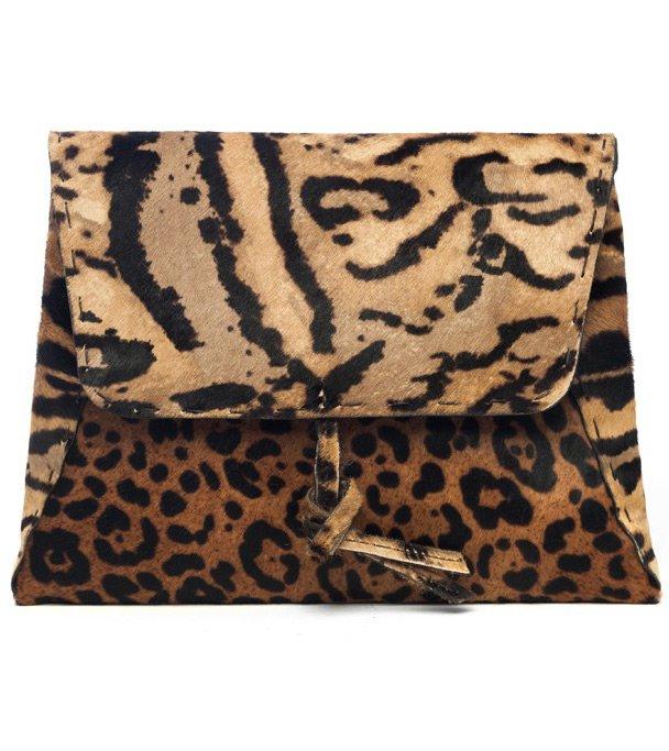 Леопардовый и тигровый принт 2014