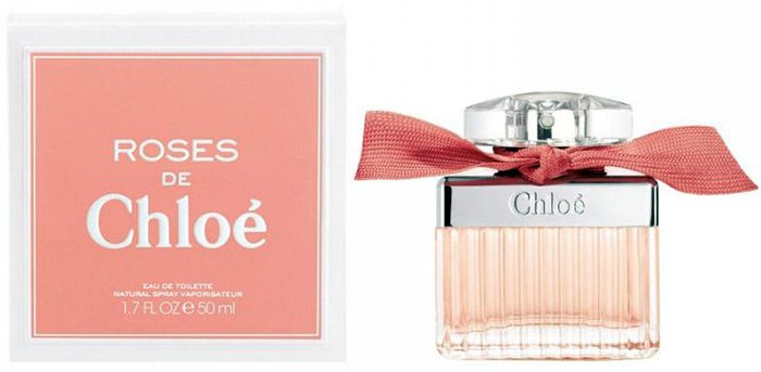 Roses de Chlo? парфюм с ароматом бергамота