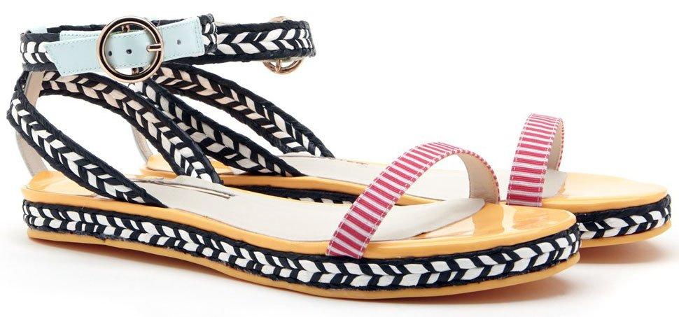 996608deb Модные женские сандалии весна-лето 2014, фото