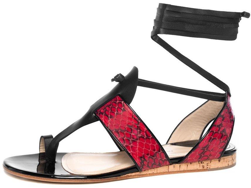 Модные сандалии Paul Andrew