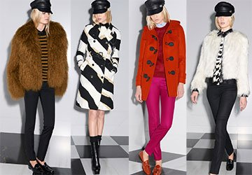 Коллекция Gucci Pre-Fall 2014
