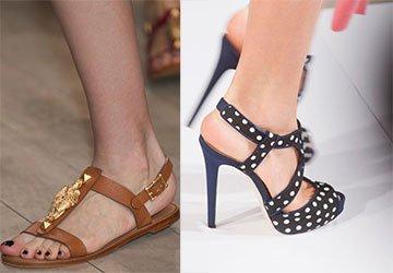 Модная обувь 2014 – лучшее