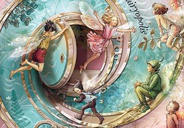 Красивые открытки Сесиль Баркер