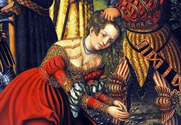 Святая красавица Варвара