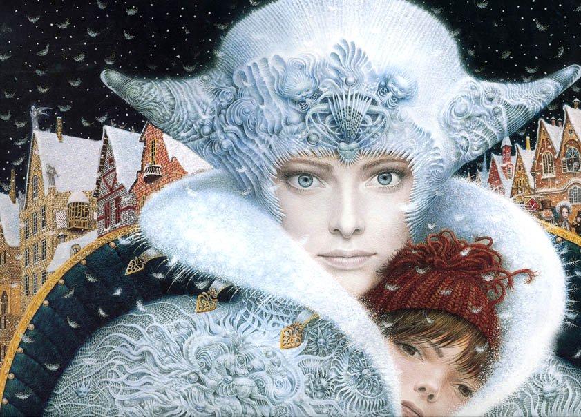 Сказка Снежная Королева, фото
