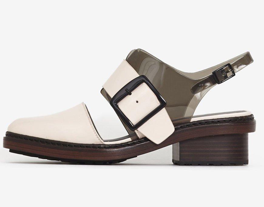 Женские туфли в мужском стиле
