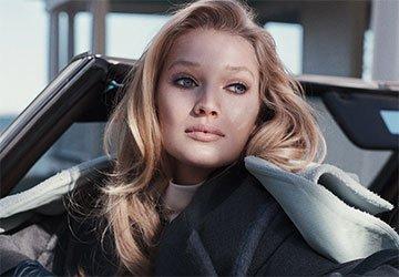 Тони Гаррн в украинском Vogue