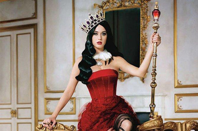 Аромат Killer Queen от Кэти Перри