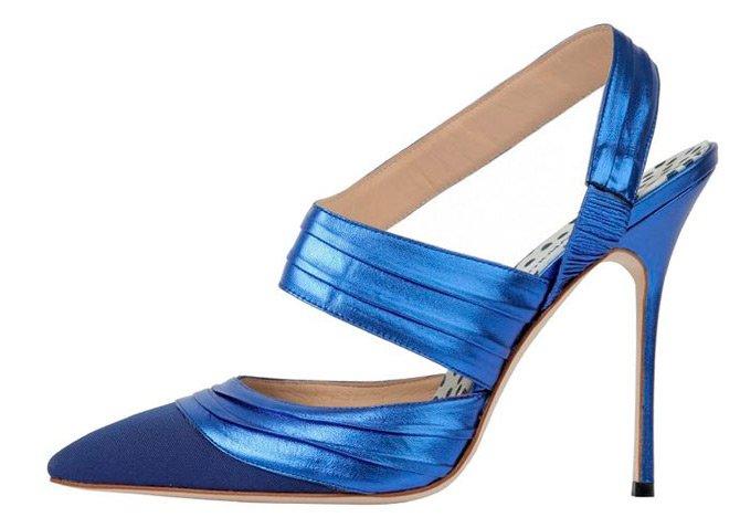 Модная женская обувь Manolo Blahnik