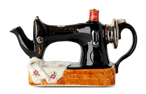 Сувенирные швейные машинки