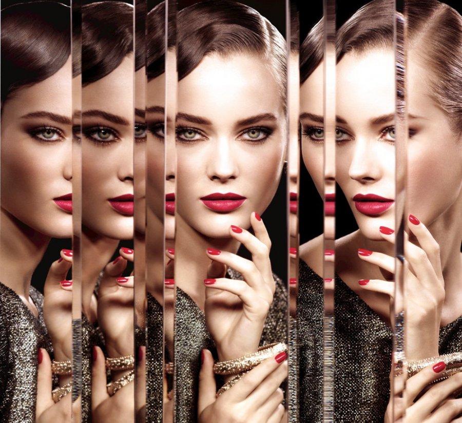 Реклама косметики Шанель