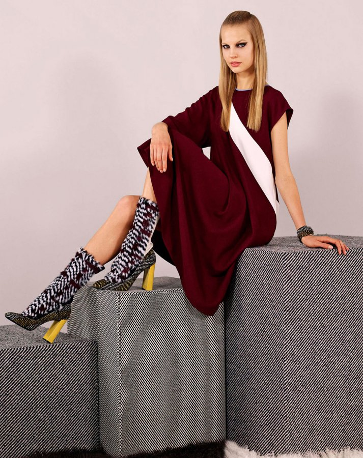 Пре-коллекция Fendi 2014-2015