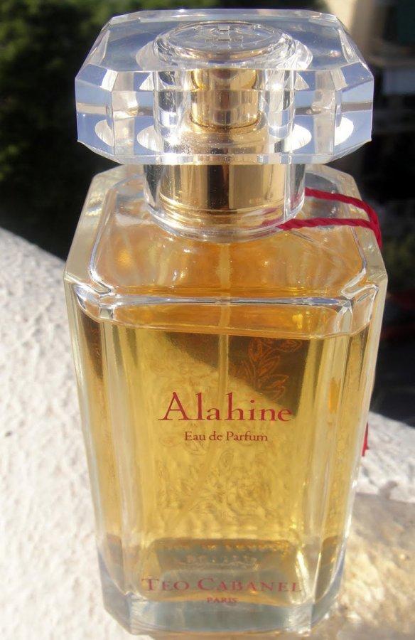 Alahine парфюмированная вода для женщин Teo Cabanel