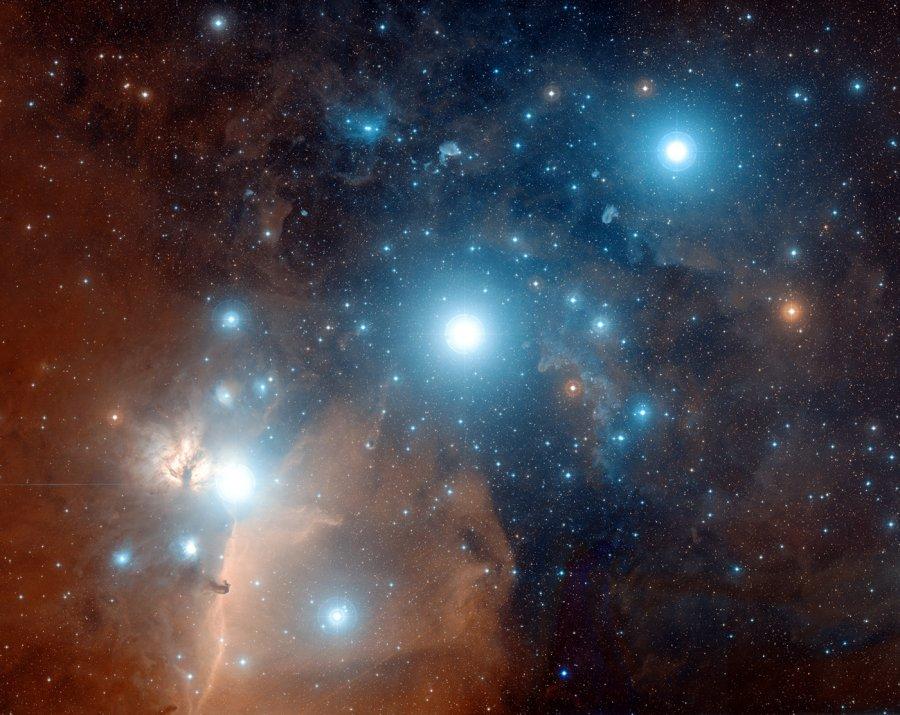 Созвездие Ориона и астрология