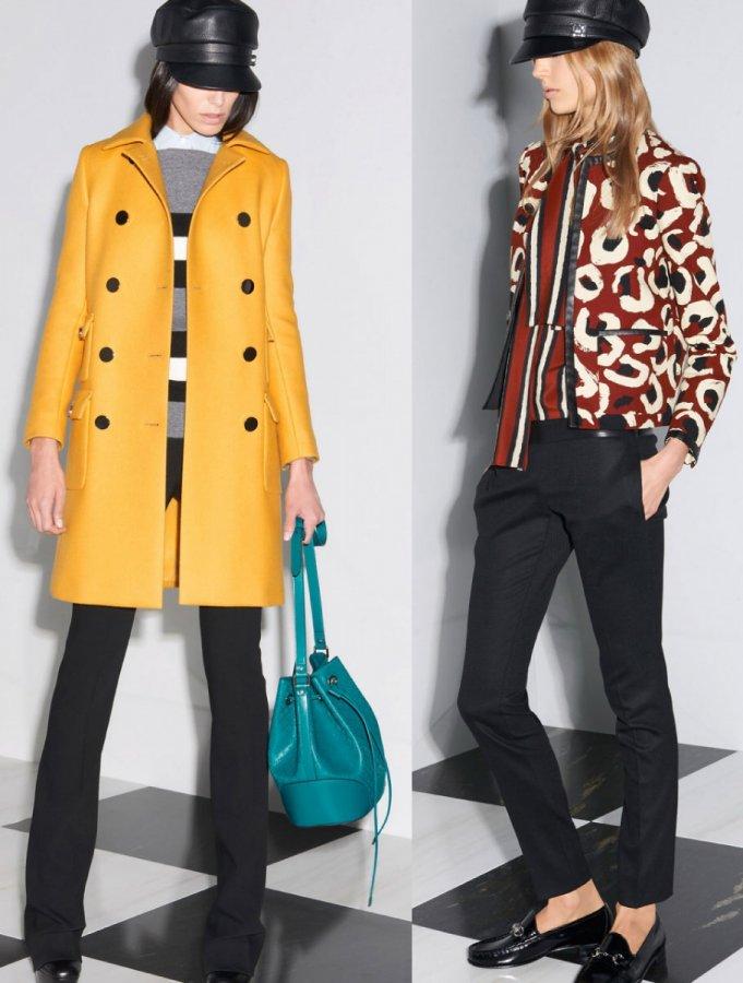 Gucci 2014-2015 Pre-Fall коллекция