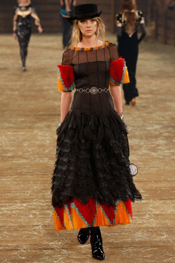 Платье Chanel 2014-2015