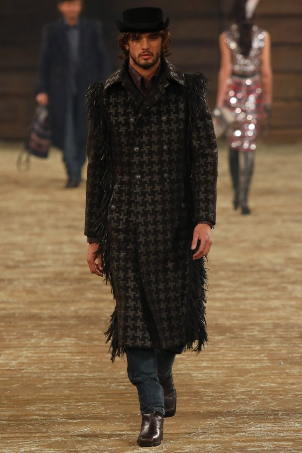 Мужская одежда Chanel из коллекции 2014-2015