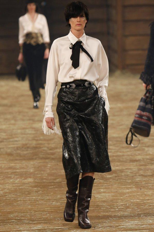 Chanel осень-зима 2014-2015 Pre-Fall коллекция
