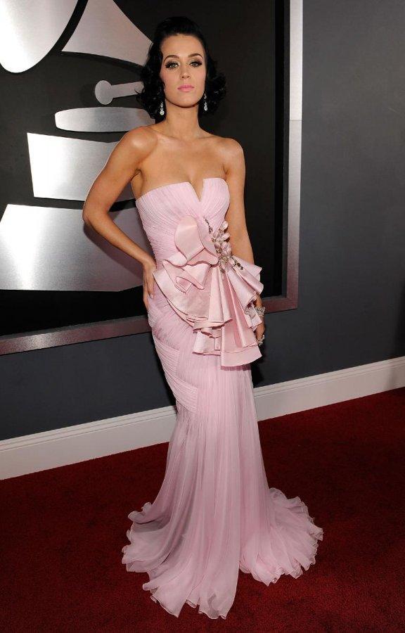 Красивое платье Кэти Перри