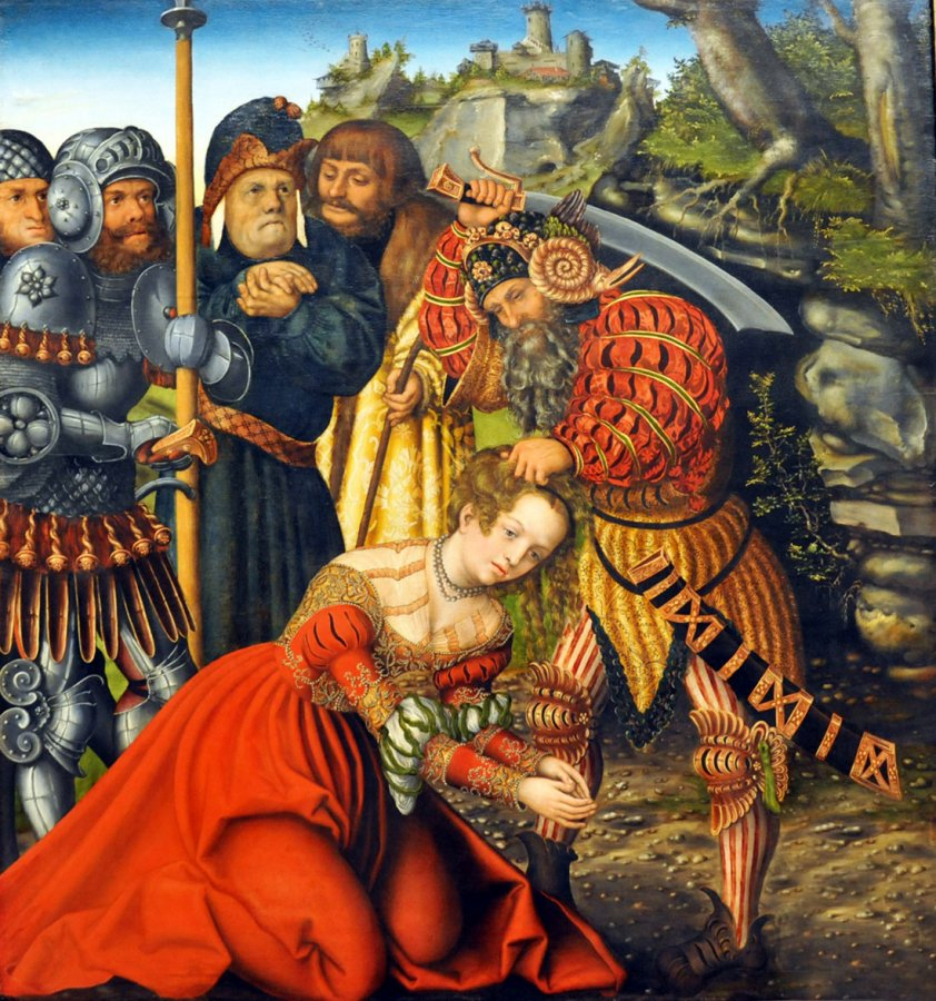 Святая Варвара 17 декабря