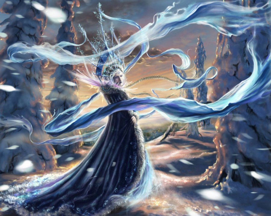 Образ Снегурочки – картинка