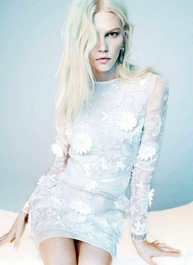 Платье Снежной Королевы, фото