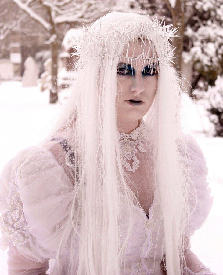 Костюм Снежной Королевы, фото