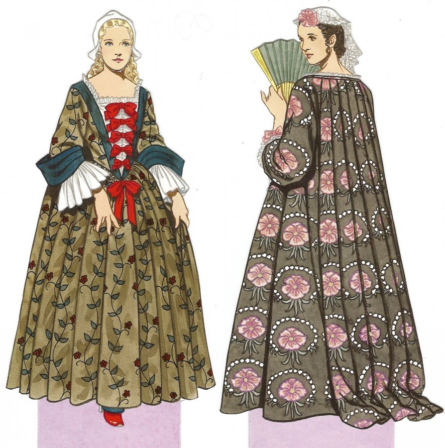 an analysis of fashion and history of dress especially in women