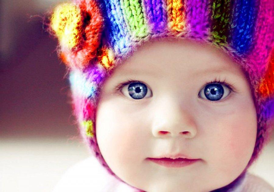 Необычный цвет глаз
