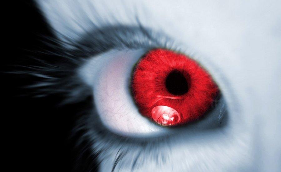 От чего зависит цвет глаз человека