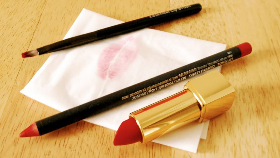 Как правильно красить губы помадой – правила макияжа