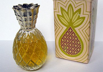 Парфюмерия с ароматом ананаса
