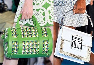 Нью-Йоркская неделя моды – сумки