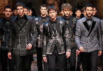 Рыцари Dolce&Gabbana 2014-2015
