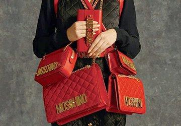 Веселая мода от Moschino