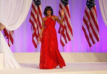 Платья Мишель Обамы