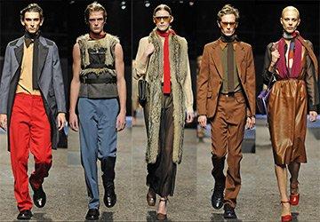 Мужская мода 2014-2015 от Prada
