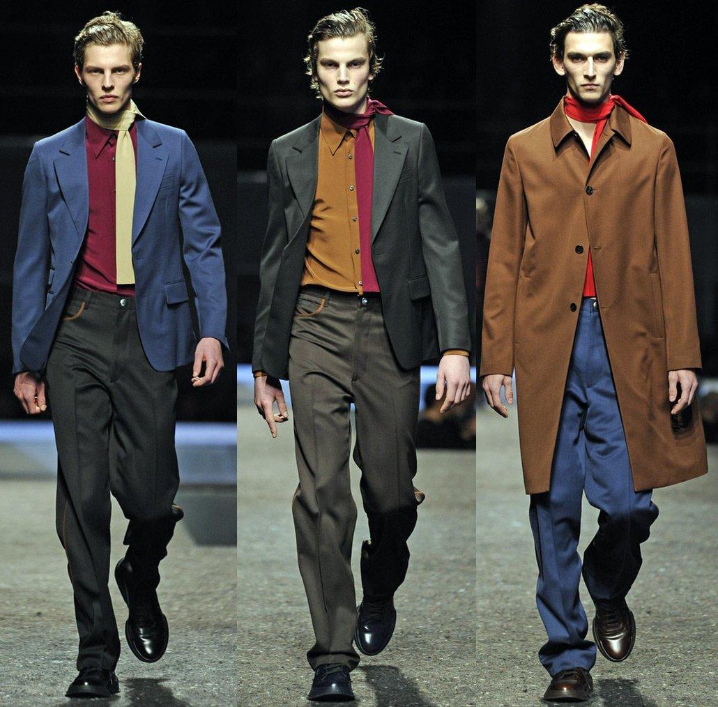 3b87863b880 Prada - модная одежда для мужчин из коллекции осень-зима 2014-2015