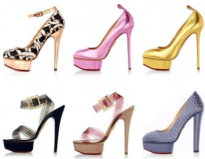 Как выбрать босоножки и туфли на платформе