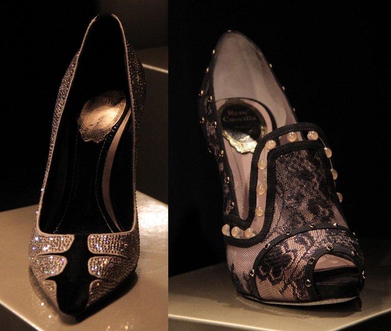 Женские туфли, фото