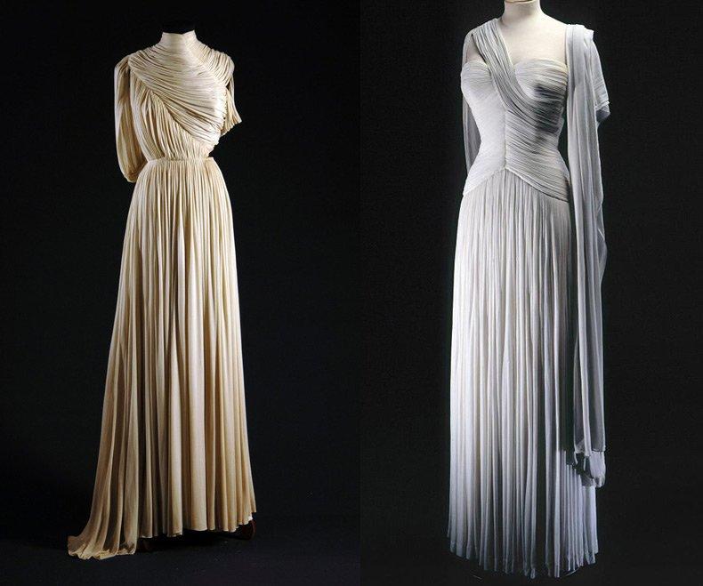 Прекрасные платья Мадам Грее