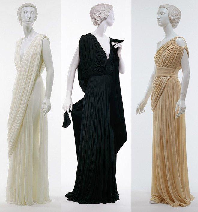 платья Мадам Гре