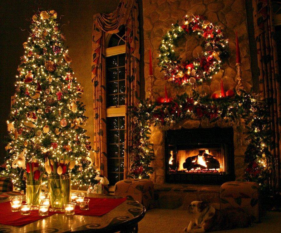 Рождество - сказочный и волшебный праздник