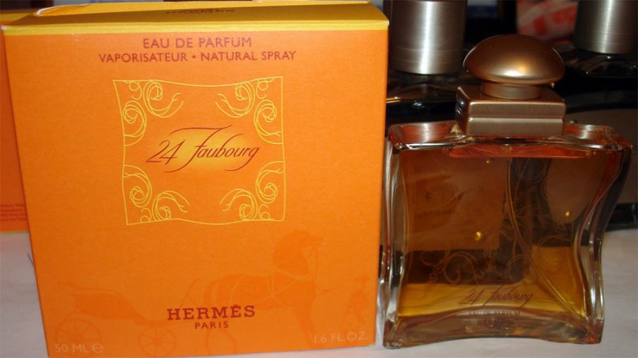 Аромат Hermes 24 Faubourg