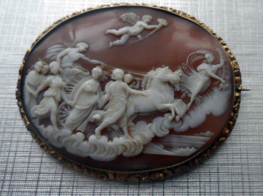Камея ювелирное украшение