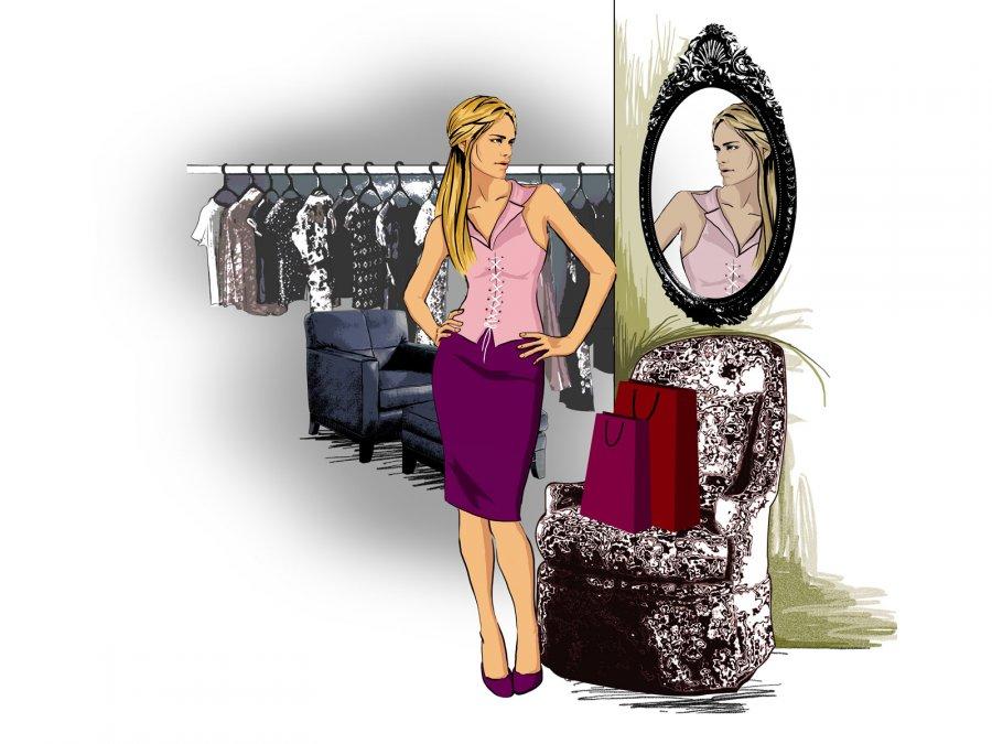Мода и гламур – обои на рабочий стол